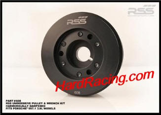 Rss Underdrive Pulley Harmonic Lightweight Underdrive Pulley