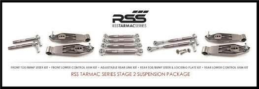 rss TS-2 Tarmac Stage 2 Suspension Kit