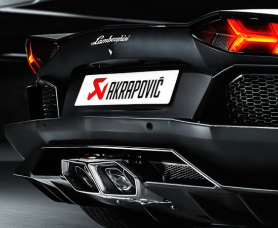 akrapovic car exhaust