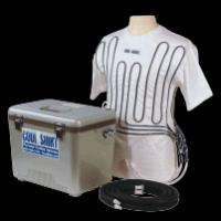 COOL SHIRT CLUB SYSTEM, PLATINUM,PORTABLE BAG, PRO AIR & WATER
