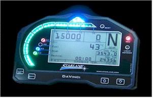 Hard Racing Dash Panel Dyno Jet Koso Gauges Starlane