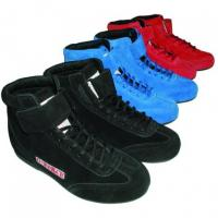 G Force Gf  Race Grip Mid Top Racing Shoes