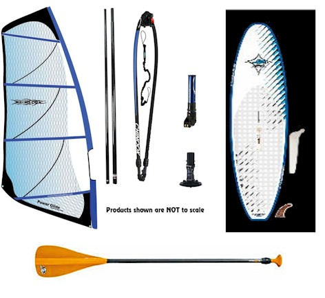 Tabou Sup Crossover Gaastra Windsurfer Kits Sup Cross Over Sup Hybrid Sup Convert To Windsurfing