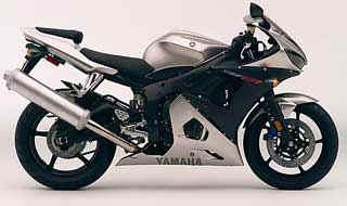 for 03-05 Yamaha YZF-R6 Silver WOODCRAFT Rearset Kit Standard//GP Shift