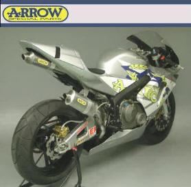 Arrow Exhaust Honda Arrow Cbr600rr