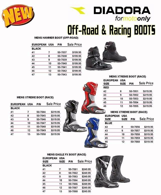 Boots motorcycle Boots motorcycle Street Boot motorcycle Racing ...