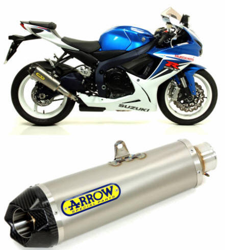 yamaha fz8 arrow slip on exhaust yamaha fz8 fits years 2010 2014    Yamaha Fz8 Exhaust