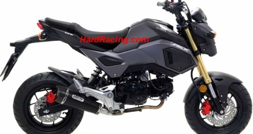 arrow exhaust grom sf