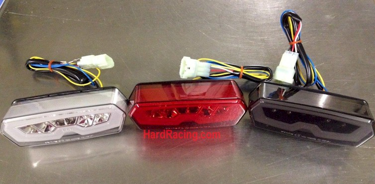 GromCTL0 clear tail lights honda  at gsmportal.co