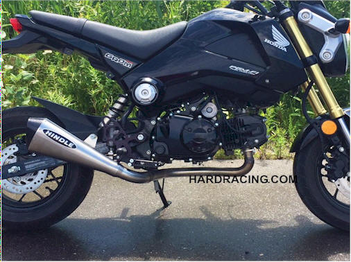 Honda Monkey 125 parts & accessories - BEST PRICES
