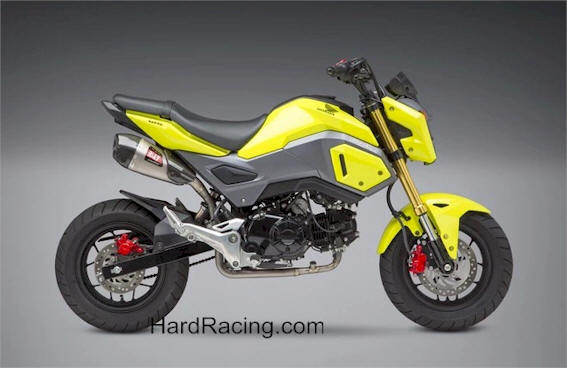 2013 - 2019 Honda Grom Grom SF Parts, Accessories - BEST PRICES