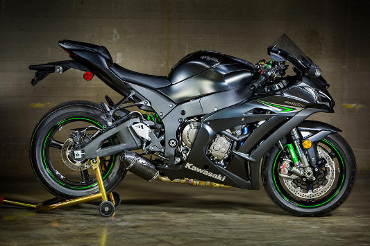 2016 kawasaki zx-10r & 2017 zx10r parts and accessories - great prices