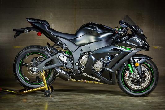 Kawasaki X Exhaust Mod