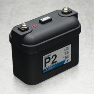 Light Weight Motorcycle Battery Batteries Pulse