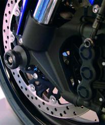 Pro Impact Fork Sliders Honda Suzuki Suspension Protection