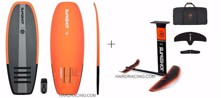Slingshot wakefoiler, FWake Hoverglide - Best Prices - FREE