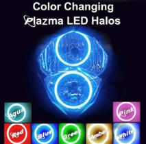 SBL Color Changing LED Halo Kit Kawasaki Z125
