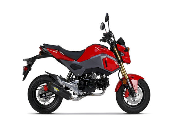 2013 2019 Honda Grom Grom Sf Parts Accessories Best Prices