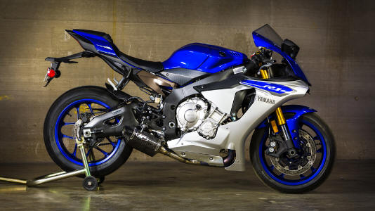2015 Yamaha R1 2015 R1 All New 2016 R1
