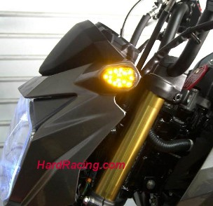 LED Front turn signals z125