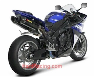 Akrapovic Exhausts For Yamaha Lowest Prices