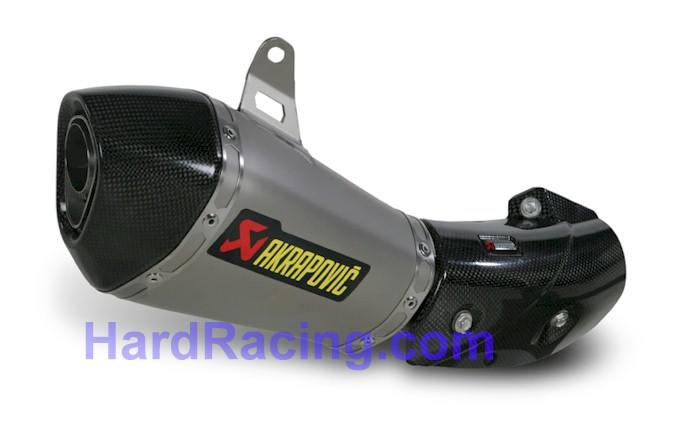 Akrapovic Exhausts For Kawasaki Lowest Prices