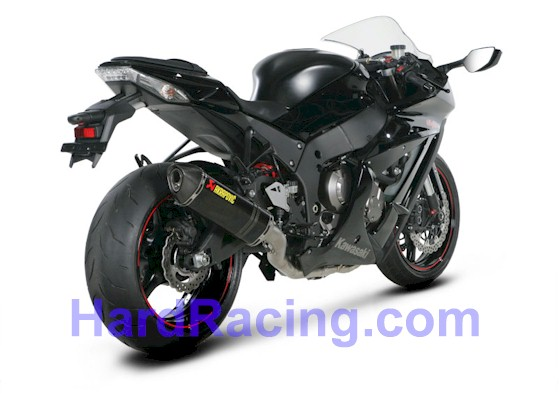 Akrapovic Exhausts For Kawasaki Lowest Prices
