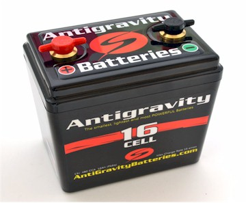Antigravity Motorcycle Battery