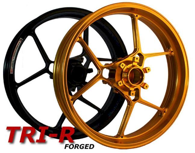 Carrozzeria Motorcycle Wheels Carrozzeria Forged Magnesium