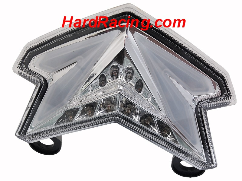 clear tail light z125