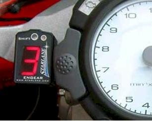 Digital Gear Indicator Starlane