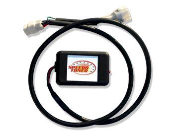 speedo tuner, speedo healer, yellow box, speedo calibrator | Speedo Tuner Wiring Diagram |  | Hard Racing