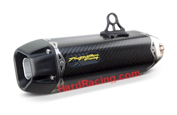 Standard Series M-2 Titanium Canister Slip-On Exhaust System Two Brothers Racing 005-2990408V