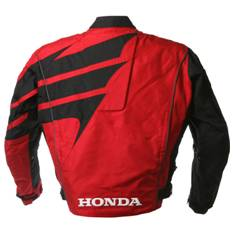 The HONDA PERFORMANCE TEXTILE JACKET FROM JOE ROCKET Has All The Comfort  And Performance You Demand. Built From Heavy Duty 630
